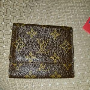 AUTHENTIC Louis Vuitton Bifold